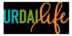 Logo Urdailife en color