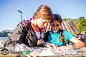Mapas y recorrido del Urdairaid