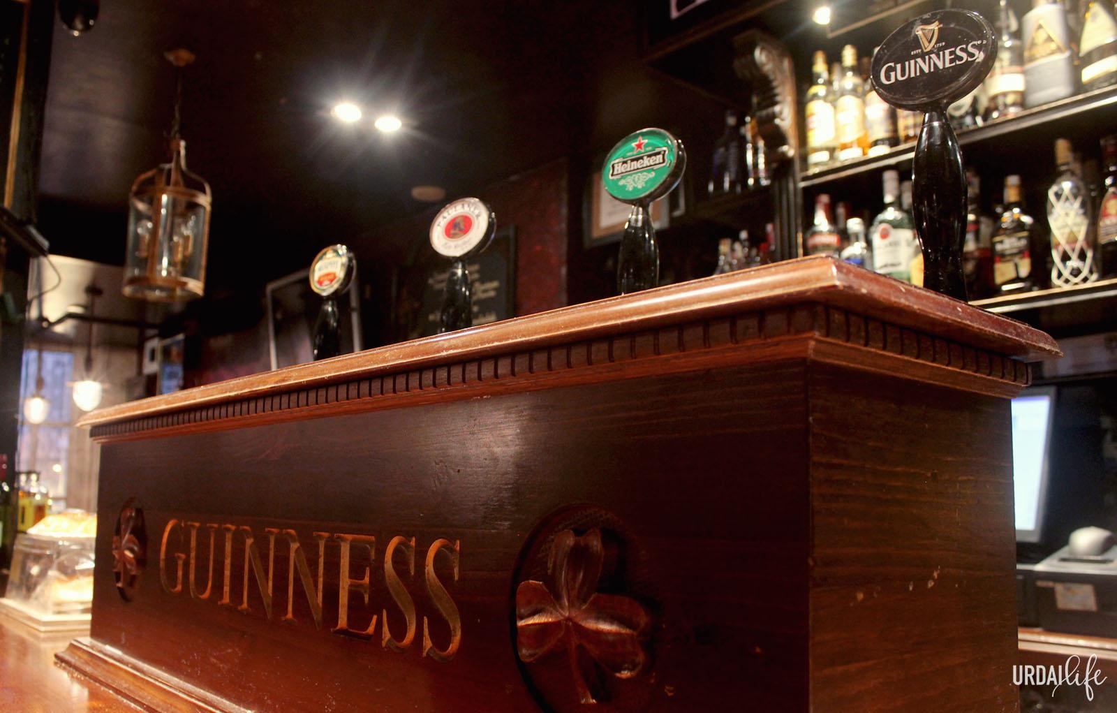 Izaro Irish Pub Un Bar Irland S En Bermeo Urdailife # Muebles Pub Irlandes