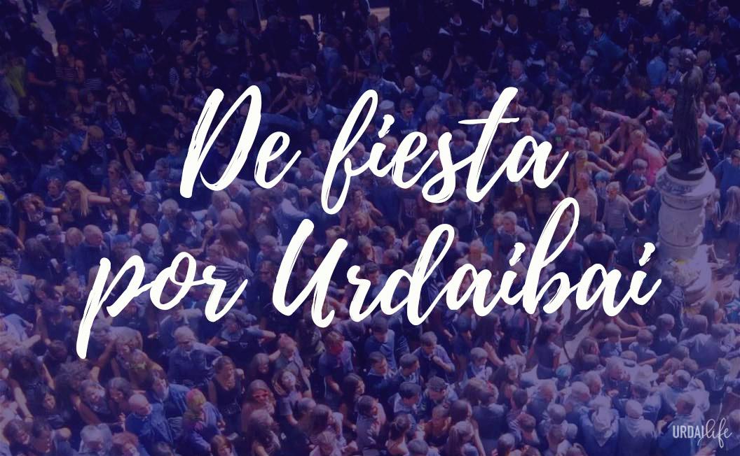 Las fiestas de Urdaibai