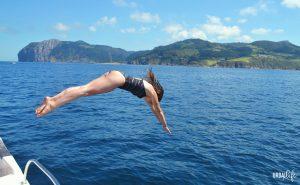 Nadar en Urdaibai